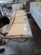 cari pabrikasi pembuatan pintu lipaqt daerah jabodetabek