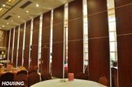borneo pabrikasi partisi pintu lipat ahlinya partisi geser / sliding door penyekat ruangan bisa buka tutup dan kedap suara untuk hall, hotel, butik, dll
