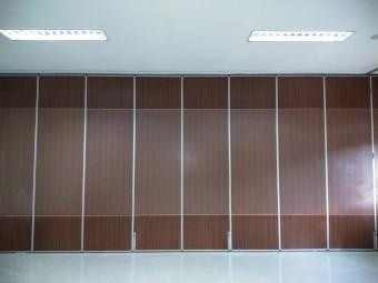 Partisi ruang pertemuan ruang konferensi mobile akustik suara bukti movable dinding dinding ruang pelatihan mobile